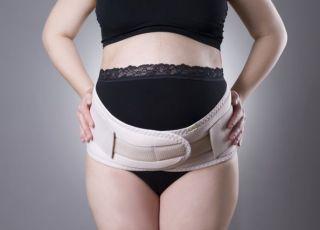 pas ciążowy