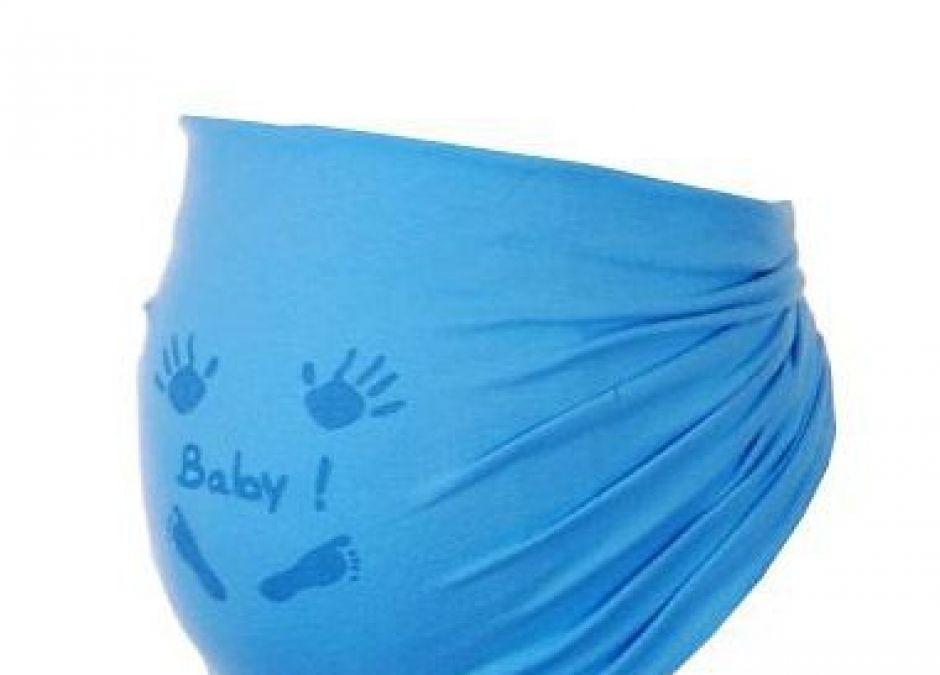 pas ciążowy, pas podtrzymujący brzuch w ciąży