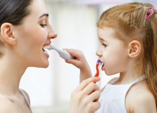 pasta do zębów bez fluoru