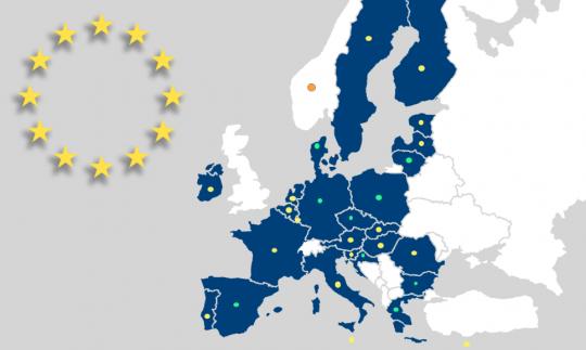 paszport covidowy jakie kraje mapa
