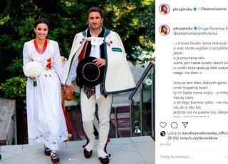 Paulina Krupińska o tym, dlaczego zdecydowała się na ślub kościelny po drugim dziecku