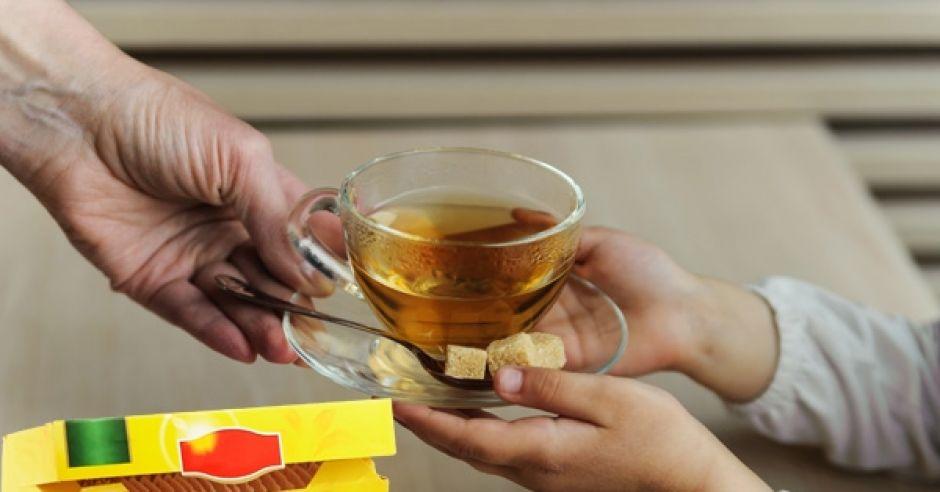 Pestycydy w herbatach