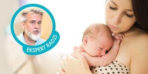 Peweł Zawitkowski o noszeniu dzieci