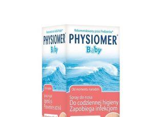 PHYSIOMER Baby - spray do nosa