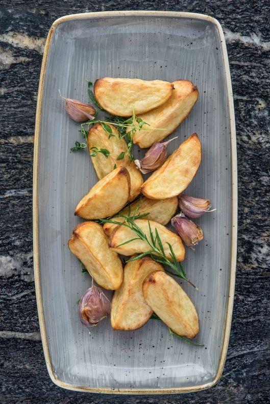 pieczone ziemniaki - przepis