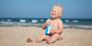 pielęgnacja dziecka, wakacje, lato