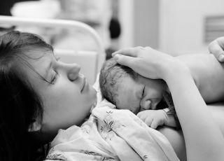 pierwsza noc po porodzie