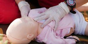 pierwsza pomoc, resuscytacja niemowlaka