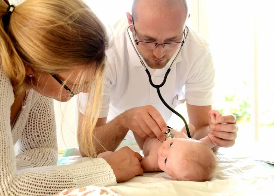 pierwsza wizyta u pediatry