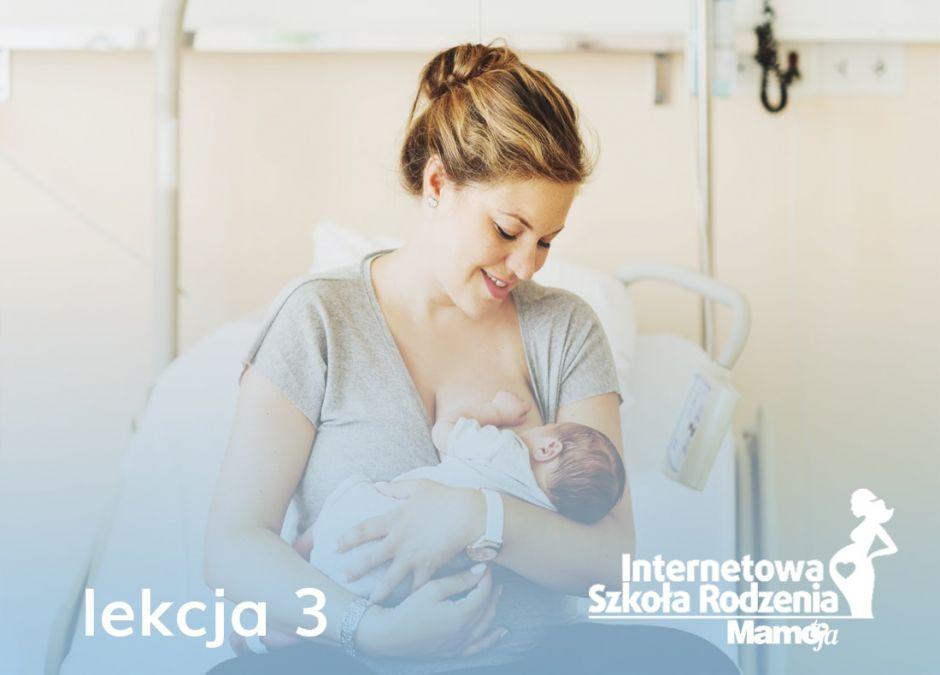 pierwsze dni po porodzie