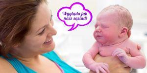 Pierwsze słowa po porodzie