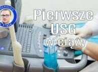 pierwsze USG w ciąży