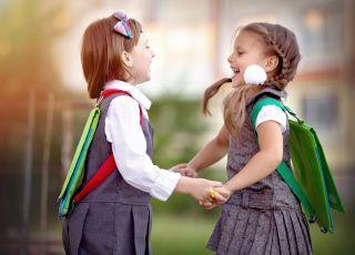 pierwszy dzień w przedszkolu i szkole