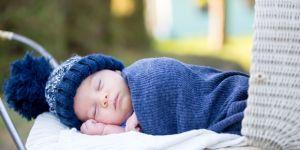 Pierwszy spacer noworodka