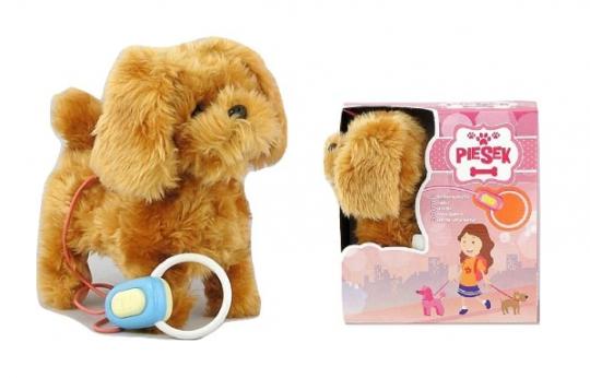 prezent dla 3-letniej dziewczynki - piesek interaktywny