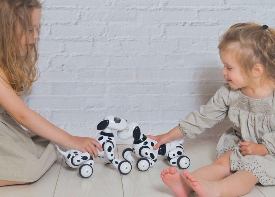 pies interaktywny dla dzieci