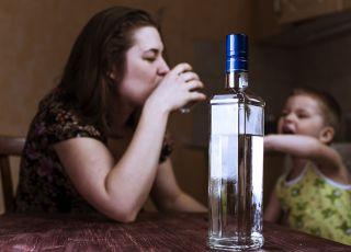 pijana matka