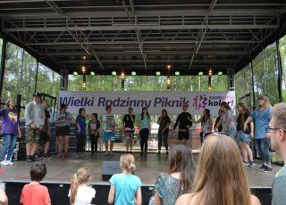 Piknik w Powsinie 2017