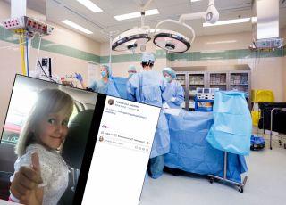 Pionierska operacja kręgosłupa