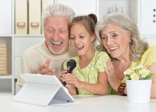 Piosenki na dzień babci i dziadka