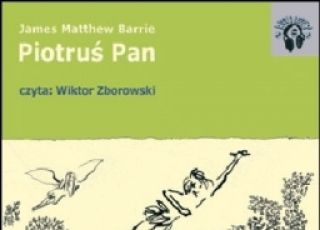 Piotruś Pan, audiobook dla dzieci
