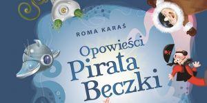 Pirat Beczka książka dla dzieci