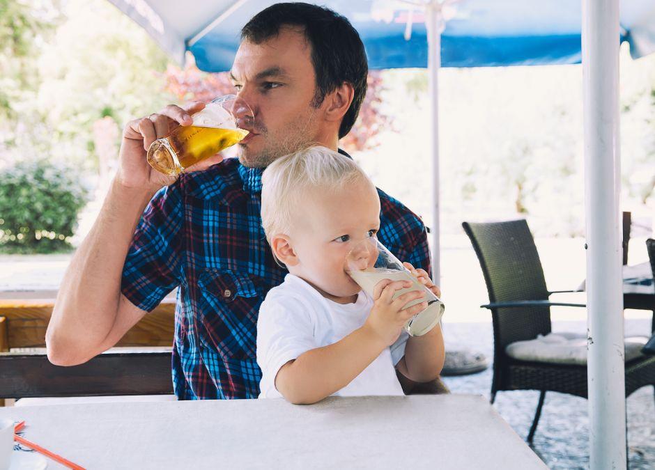 piwo bezalkoholowe dla dzieci