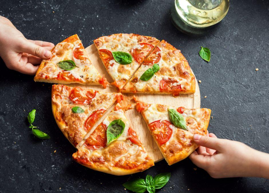 pizza dla dzieci