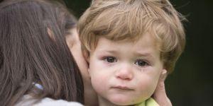 Małe dziecko potrzebuje granic, by czuć się bezpiecznie.