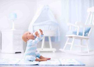 plastikowa butelka dla niemowlaka, szklana butelka dla niemowlaka, bisfenol A, BPA, ftalany, bisfenol S, plastikowe talerze