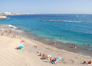 Plaża, wakacje
