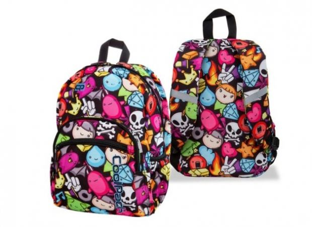 plecak dla przedszkolaka MiniCoolpack Doodle