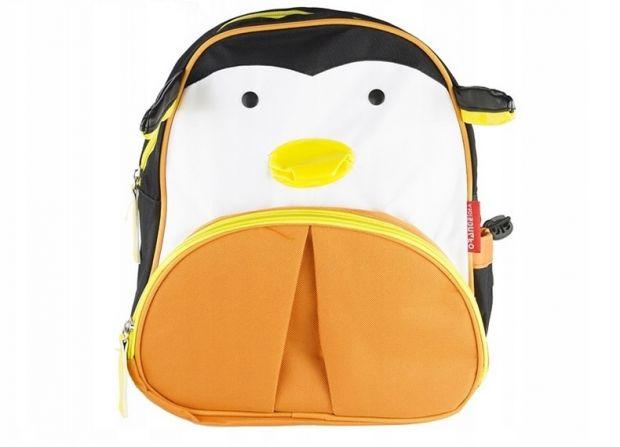 plecak dla przedszkolaka pingwinek