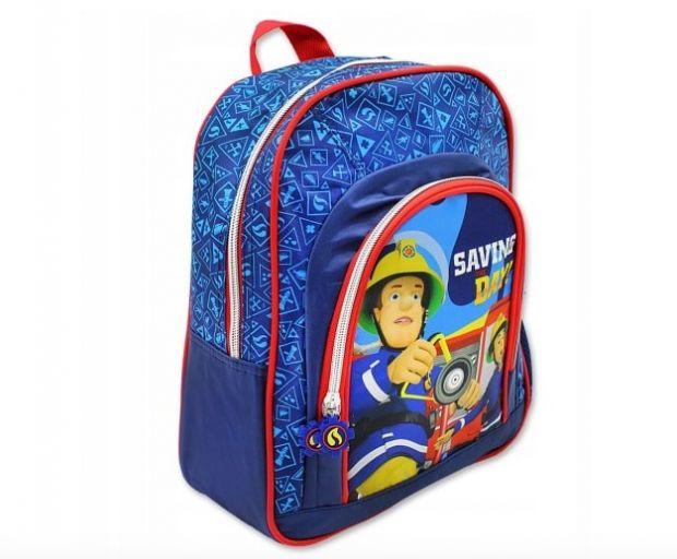 plecak dla przedszkolaka Strażak Sam