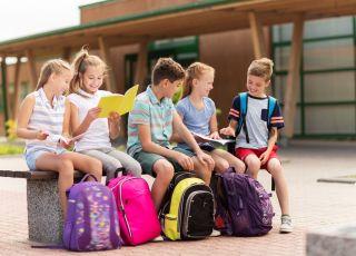 plecaki szkolne