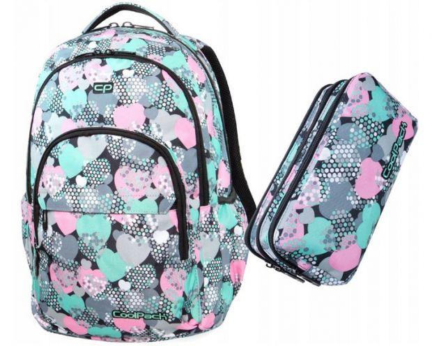 plecaki szkolne plecak coolpack