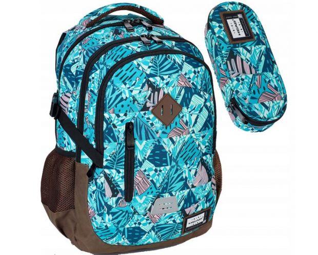 plecaki szkolne plecak head z piórnikiem