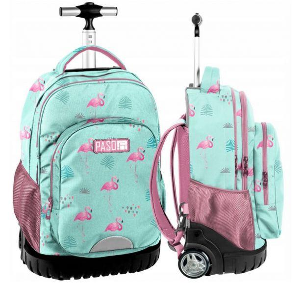 plecaki szkolne plecak na kółkach