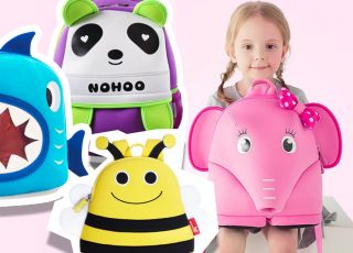 Plecaki-zwierzaki do przedszkola i nie tylko! (Twoje dziecko je pokocha!)