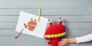 Pluszaki projektowane przez dzieci - konkurs IKEA