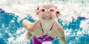 pływanie, basen dla dziecka, sport