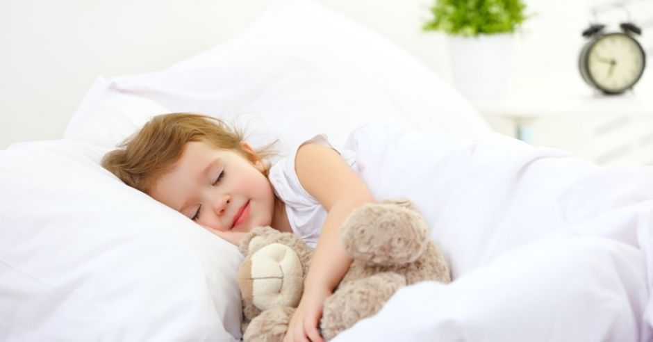 pobudki dziecka - sposoby na przesypianie nocy