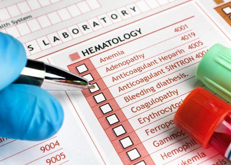 Podwyższone limfocyty u dziecka