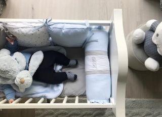 Pokój syna Zosi Ślotały