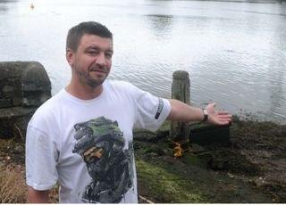 Polak uratował w Irlandii matkę z dziećmi z tonącego samochodu