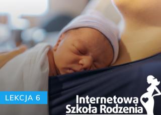 Pierwsze dni po porodzie w szpitalu
