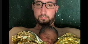 Polski misjonarz poprzez kangurowanie uratował dziecko