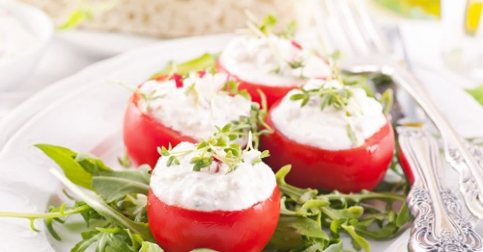 pomidor, pomidory, nadziewane pomidory, faszerowane pomidory
