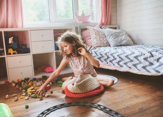 Pomysły na przechowywanie w pokoju dziecka