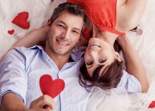 pomysły na walentynki, para, miłość